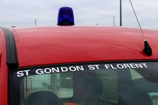 Sdis 45 -2016: Cpi St Gondon St Florent le jeune.
