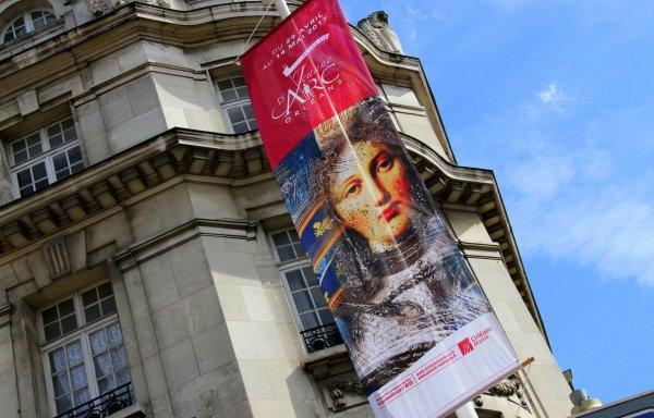 Sdis 45 - 2017: Défilé des Fêtes de Jeanne d'Arc.