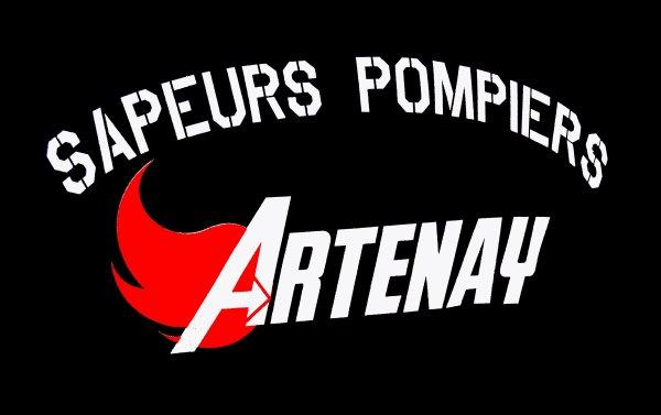 Sdis 45 - 2017: Jpo Artenay.
