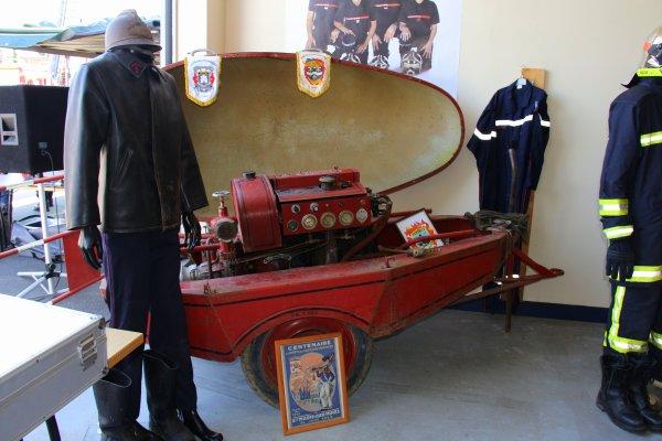 Sdis 45 - 2017: 120 ans du Cpi Vennecy.