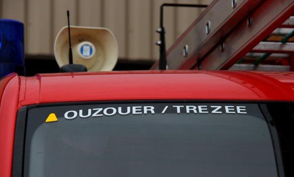 Sdis 45 - 2017: Cpi d'Ouzouer sur trézée.