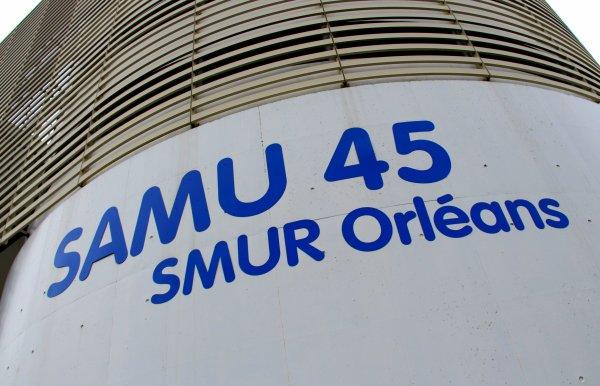 """Page Spéciale """"Jaune"""": Samu 45 - Smur Orléans / Portes Ouvertes Cofiroute."""