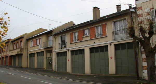 Sdis 45 - 2017: Bonny sur Loire.