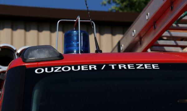 Sdis 45 - 2018: Présentation du CCRL N°05 Ouzouer sur Trézée.