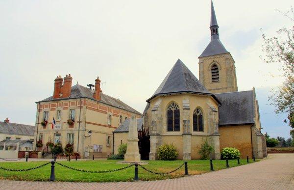Sdis 45 - 2019: Cpi St Martin d'Abbat.