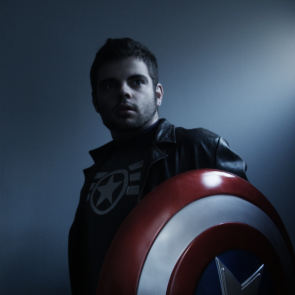 Le concours Marvel est terminé .... Bren serait 6ème avec cette photo .... Suis super contente !!! :)