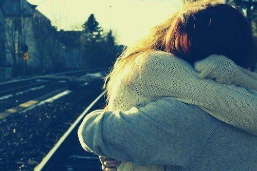 Parce -que l'amitié est maintenant peut-être le seul pure sentiments qui puisse exister.