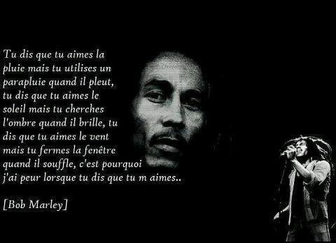Rasta, Bob Marley