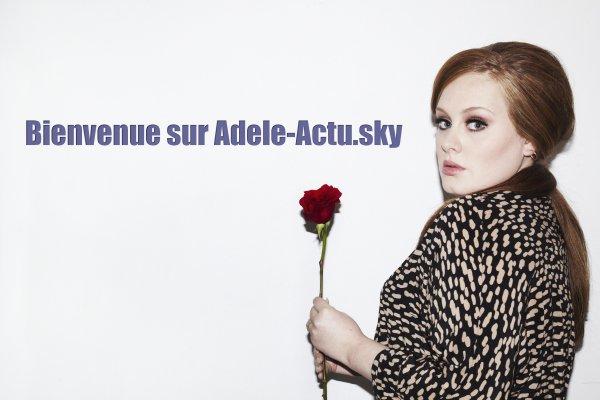 Bienvenue sur Adele-Actu