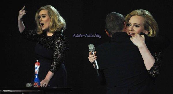 """Adèle : """" Chanter c'est toute ma vie """""""