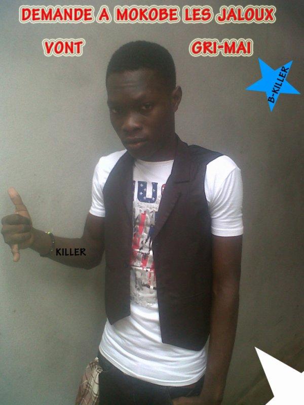 Demande à  Mokobe les jaloux vont gri-mai
