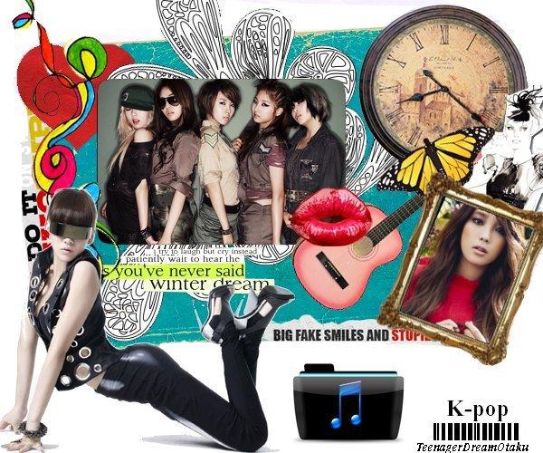 Article spécial K-pop