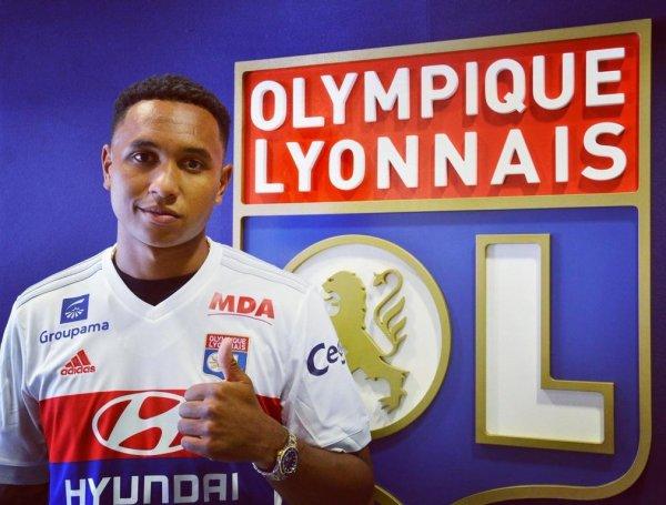 Cinquième recrue pour l'Olympique Lyonnais