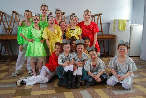 Concours de danse Vieux condé
