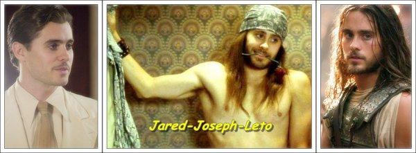 .  ● Jared - Joseph - Leto. Sky'  ●   Jared / Sa filmographie !