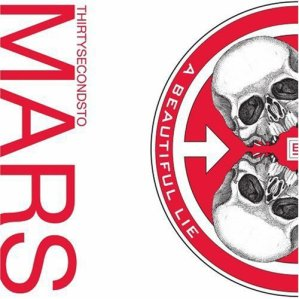 "THIRTY SECONDS TO MARS, Les Albums : "" 30 Seconds To Mars "" ( 2002 ) ,"" A Beautiful Lie "" ( 2005 ),  "" This Is War "" ( 2009 )"