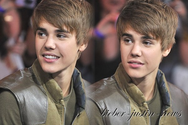 Bienvenue sur ta source spéciale Justin Bieber