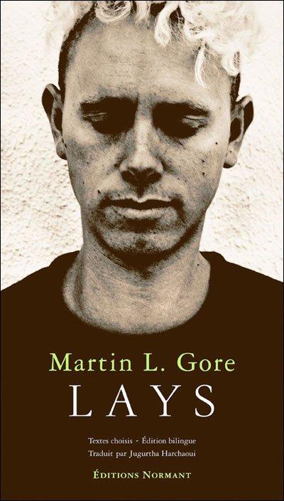 "Livre : Martin L Gore ""Lays"""
