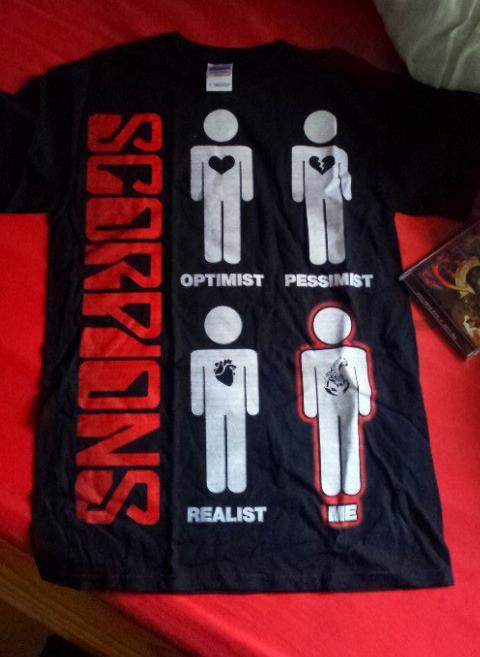 Optimist, Pessimist, Realist, Me !