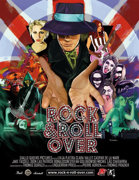 Rock n Roll Over, le film !