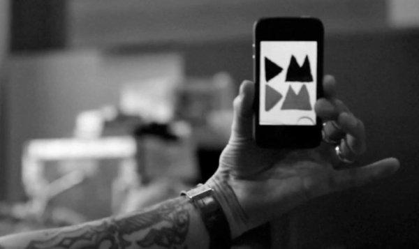 Depeche Mode en interview sur RTL2