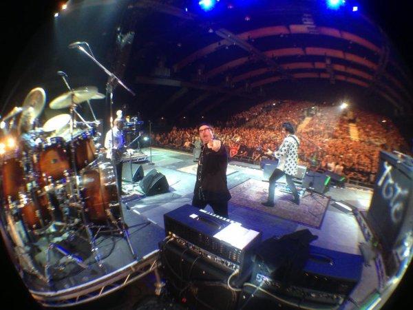 TOTO : concert de Tours
