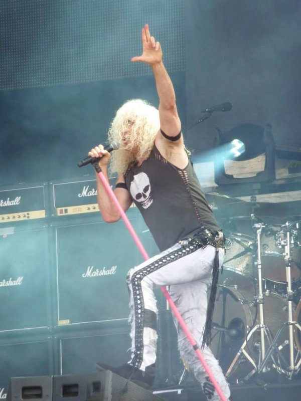 Hellfest : Twisted Sister + Whitesnake + Helloween