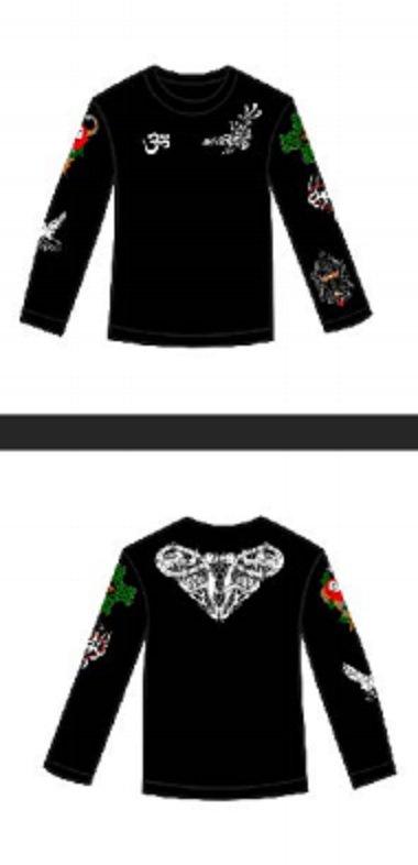 La caverne aux T shirt de Depeche Mode