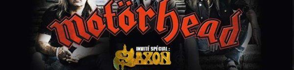 Motorhead et Saxon, 2e annulation à Paris