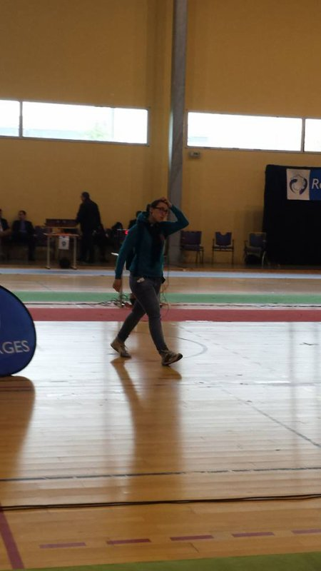Championnats de France acte I