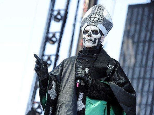 Le chanteur de Ghost démasqué ! (ne pas lire cet article si vous souhaitez garder le mystère)