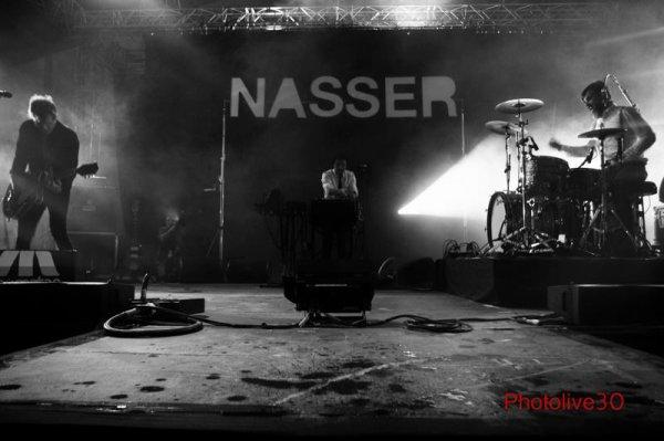 Découverte : Nasser