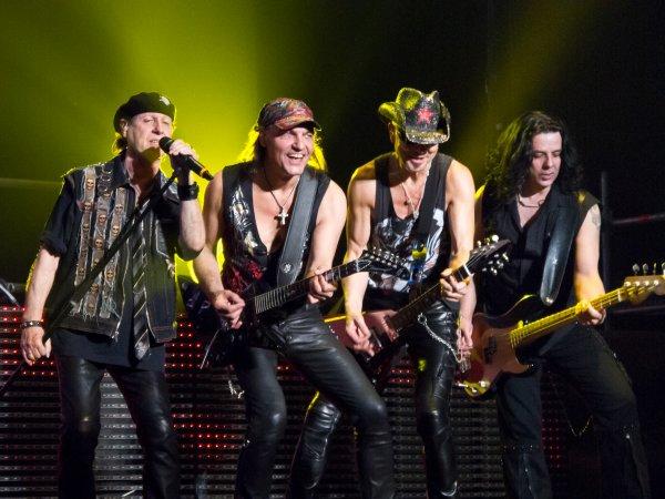 Scorpions, le retour en 2015