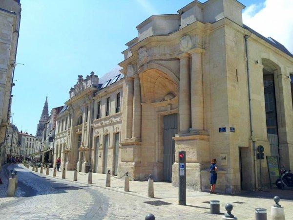 ...ou plutôt à La Rochelle
