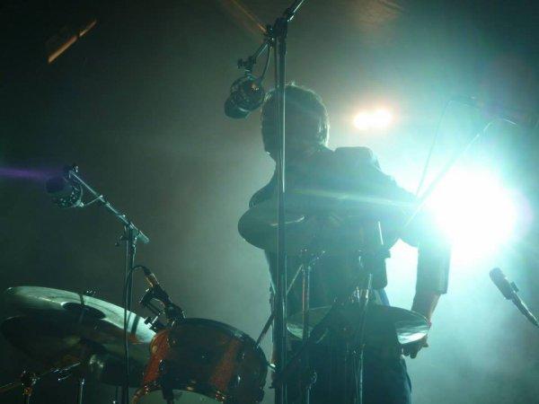 Triggerfinger, concert du 16 aout au Cosmopolite