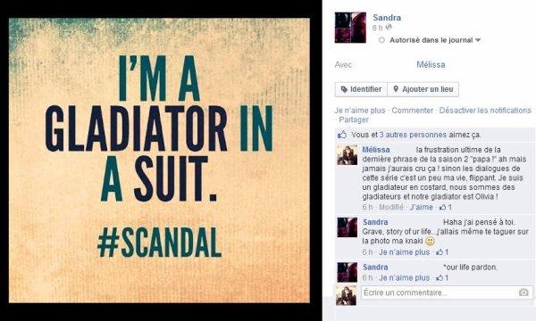 Scandal : série
