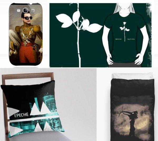 La caverne d'ali Baba, ou plutôt Depeche Mode