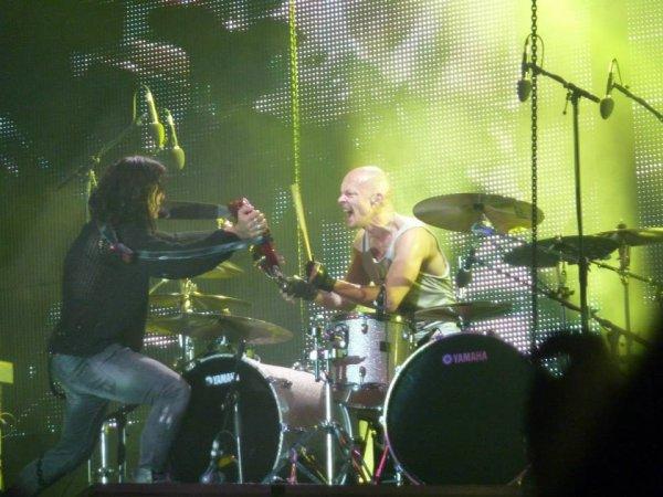 Live report : 17e concert de Scorpions pour le 7e ciel