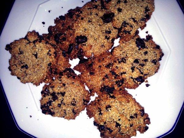 Les cookies régime !!