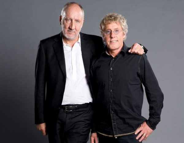 The Who au Zenith de Paris