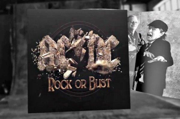 Le nouvel album d'AC/DC est sorti, n'oubliez pas