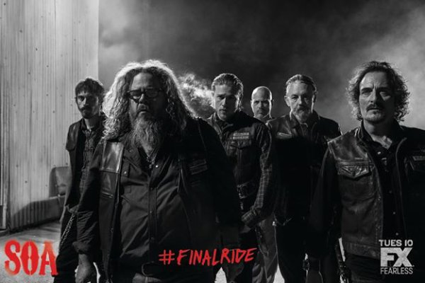 Sons of Anarchy : fin