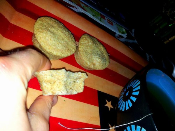 Petite douceur régime : recette muffin