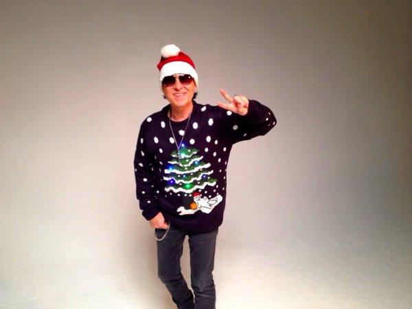 Ayez la Klaus Christmas Attitude