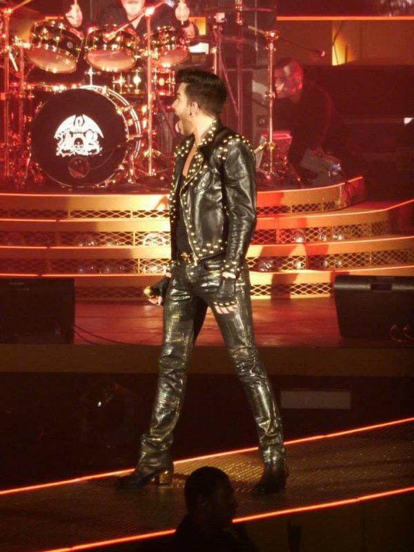 Queen + Adam Lambert : c'était comment ?