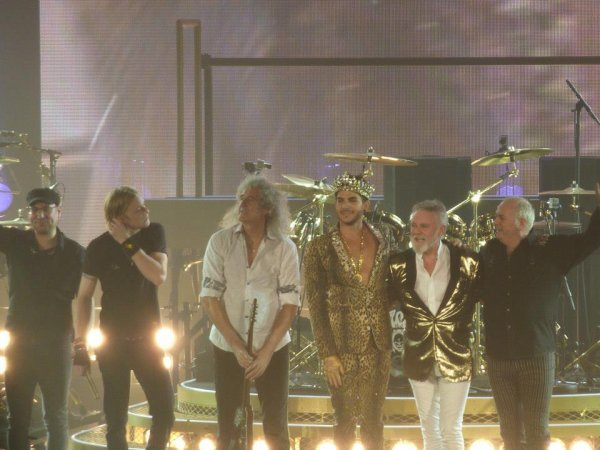 Queen + Adam Lambert : c'était comment ?