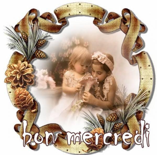 bon mercredi mes amies et amis