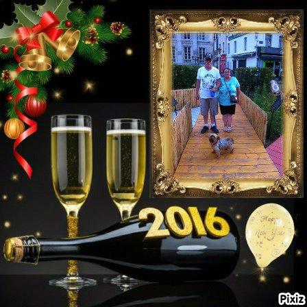 nous vous souhaitons une bonne année 2016 a tous nos amies et amis