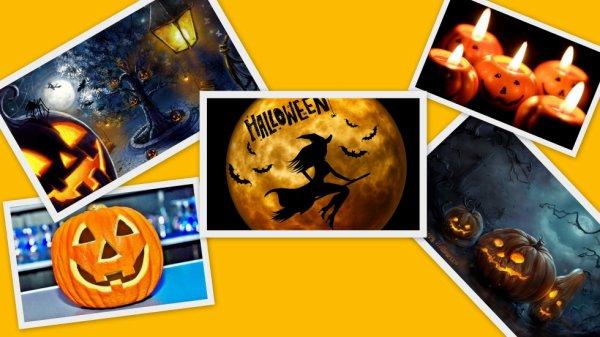 bonne fête d'halloween les ami(es)