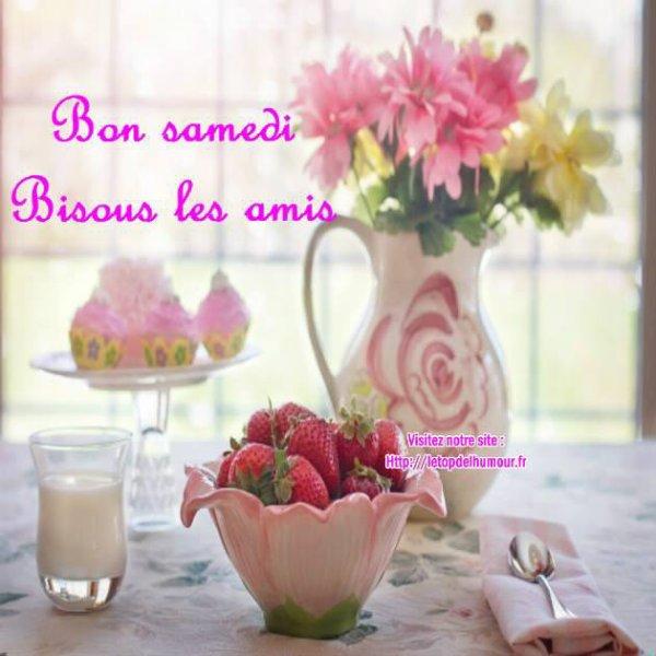 bonjour les amies et amis